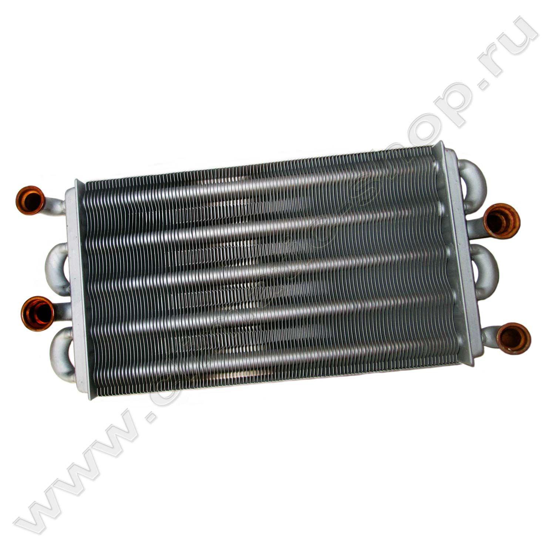 Теплообменник для котла ferroli domicompact f24 что делать если потек теплообменник на котле житомир